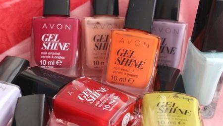 Лаки для нігтів Avon: популярні серії і колірна гамма