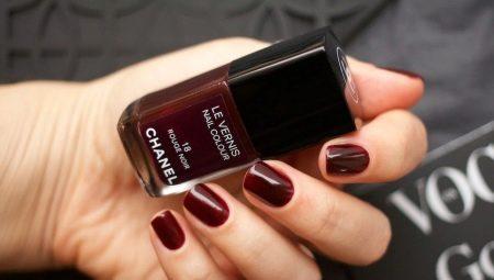 Лаки для нігтів Chanel: особливості і палітра кольорів