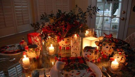 Як накрити новорічний стіл за всіма правилами?