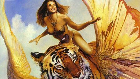 Чоловік Діва-Тигр: характеристика і сумісність в любові