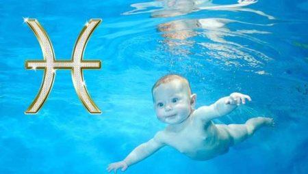 Дитина Риби: характер, відповідні імена та поради по вихованню