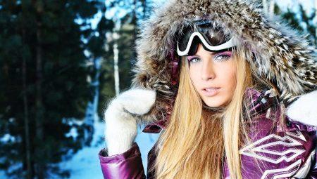 Жіночий зимовий костюм