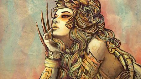 Характеристика жінки Лева, народженої в рік Змії