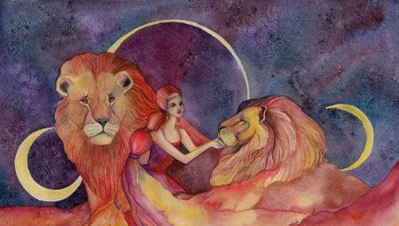 Характеристика жінки Лева, народженої в рік Бика