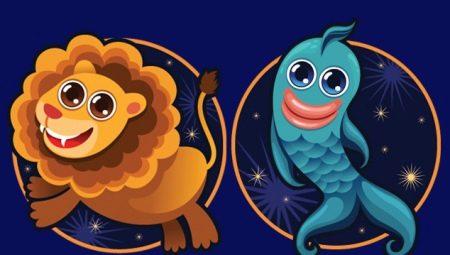 Лев і Риби: характеристика відносин і сумісність