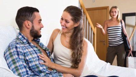 Що робити, якщо чоловік зрадив дружині з її подругою?