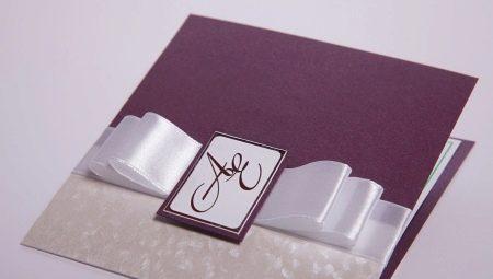 Як зробити оригінальні запрошення листівки на весілля?