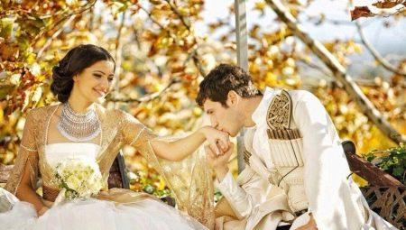 Традиції і звичаї грузинської весілля