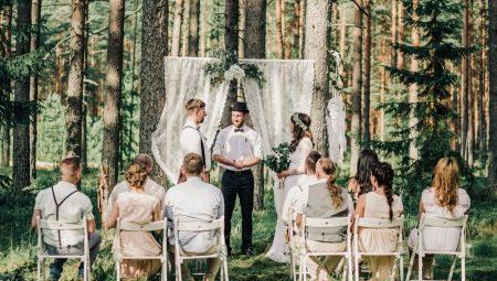 Камерна весілля: що це таке і як її провести?