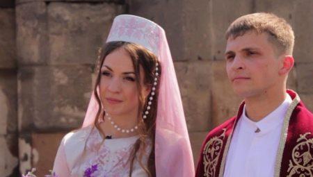 Вірменська весілля: звичаї і традиції