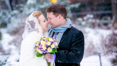 Весілля взимку: переваги, недоліки та варіанти декору