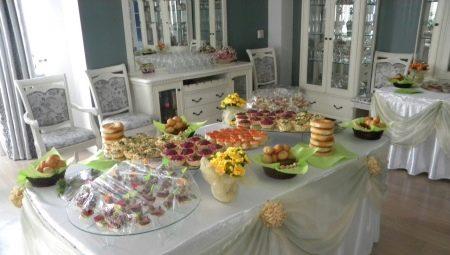 Як накрити стіл на викуп нареченої вдома?
