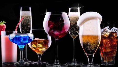 Поради по розрахунку кількості алкоголю та безалкогольних напоїв на весілля