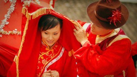 Незвичайні весільні традиції народів світу