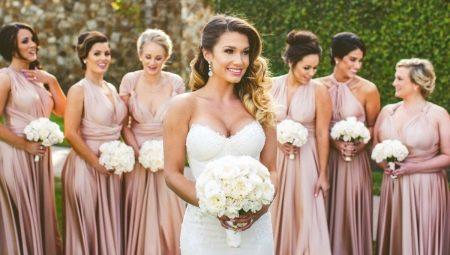 Що повинні робити подружки нареченої і якими можуть бути їхні образи?