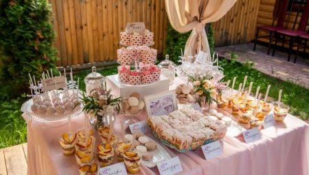 Фуршет на весілля: особливості і правила організації