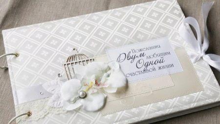 Книга побажань на весілля: для чого потрібна та як зробити?