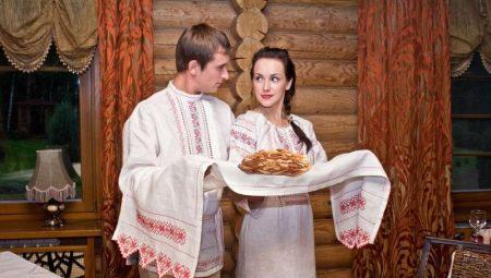 Рушник на весілля: особливості, види та поради з вибору