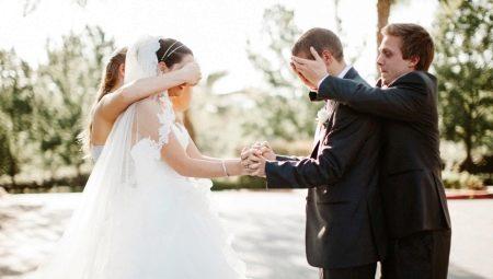 Як організувати зустріч нареченого без викупу нареченої на весіллі?