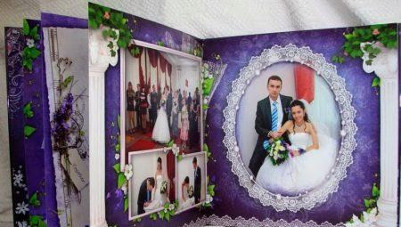 Весільна фотокнига: що це таке і як її зробити?