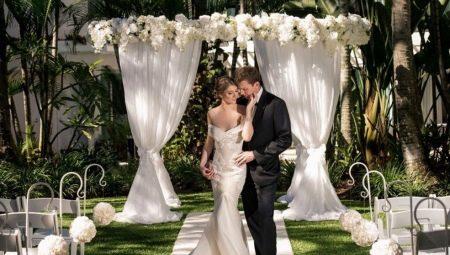 Особливості оформлення весілля