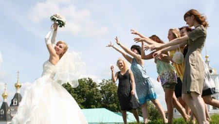 Зловила букет нареченої: прикмети і подальші дії