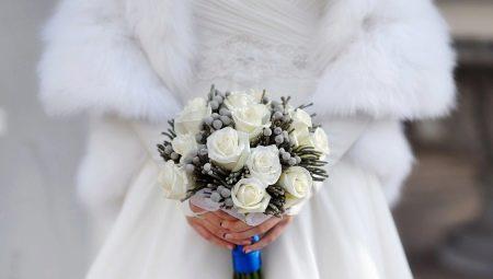 Букет з білих троянд: вибір та оформлення