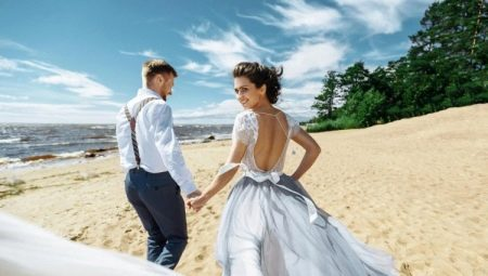 Вибираємо пози для весільних фотосесій
