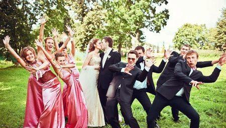 Танець друзів на весіллі – оригінальний подарунок молодятам