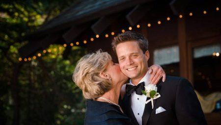 Танець сина і мами на весіллі – зворушлива весільна традиція