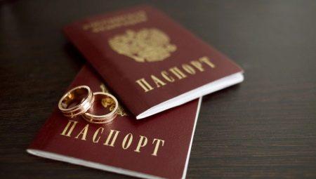 В який термін потрібно поміняти паспорт після реєстрації шлюбу і як це правильно зробити?