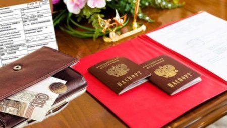 Держмито за реєстрацію шлюбу: розмір та способи оплати