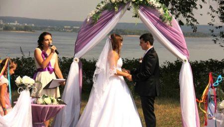 Особливості та ідеї для проведення виїзної реєстрації шлюбу