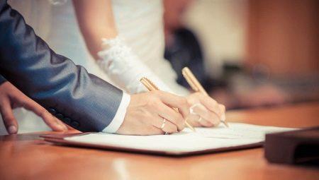 Умови і порядок державної реєстрації шлюбу