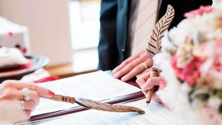 Терміни подачі заяви в ЗАГС на реєстрацію шлюбу