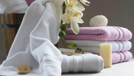 Як махрові рушники зробити м'якими і пухнастими після прання?