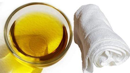 Особливості відбілювання білизни з соняшниковою олією в домашніх умовах