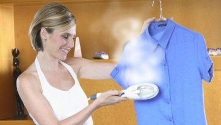 Як вибрати ручний відпарювач для одягу?
