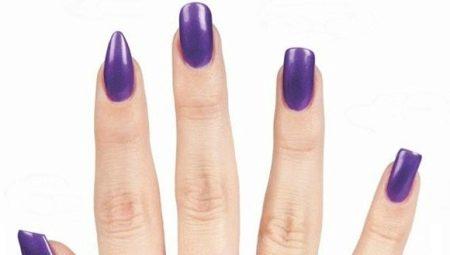 Як розпізнати характер людини за формою нігтів?