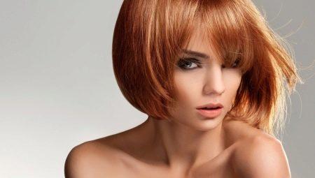 Як підібрати стрижку на руде волосся?