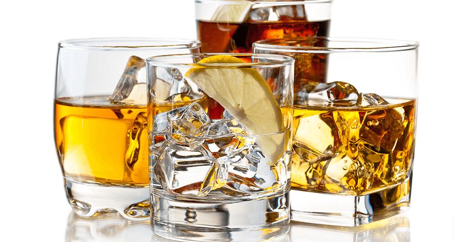 Що краще, безпечніше — горілка, віскі, вино або коньяк за ступенем шкоди для здоров'я, судин?