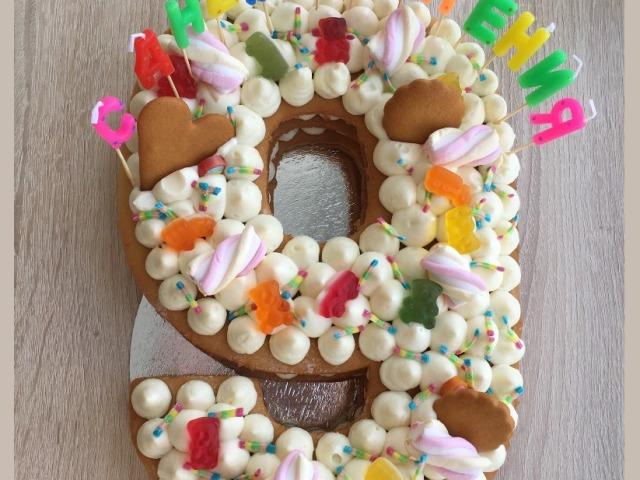 Смачний дитячий торт у вигляді цифри 9 на День народження хлопчика, дівчинку, на 9 років весілля, ювілей, на 9 Травня, за 9 хвилин в мікрохвильовці, без випічки, з мастикою, без мастики: кращі покрокові рецепти, фото, відео. Як зробити цифру «9» з бісквіт