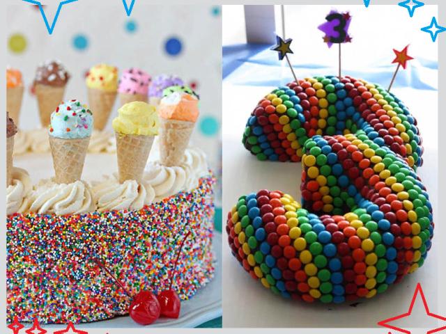 Смачний торт у формі цифри 3 на День народження 3 роки хлопчика, дівчинку, на 3 роки весілля, ювілей, мастики, цукерок своїми руками: ідеї прикраси, фото, відео, покрокові рецепти. Як зробити цифру 3 з бісквіту для торта у формі цифри 3?