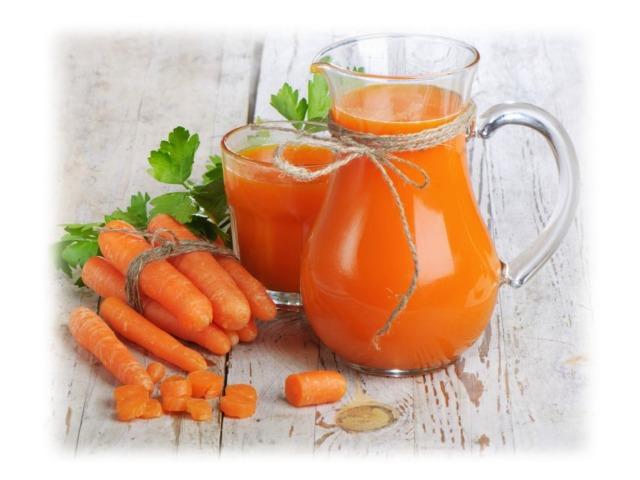 Морквяний сік при грудному вигодовуванні. Можна морквяний сік годуючій мамі і немовляті?